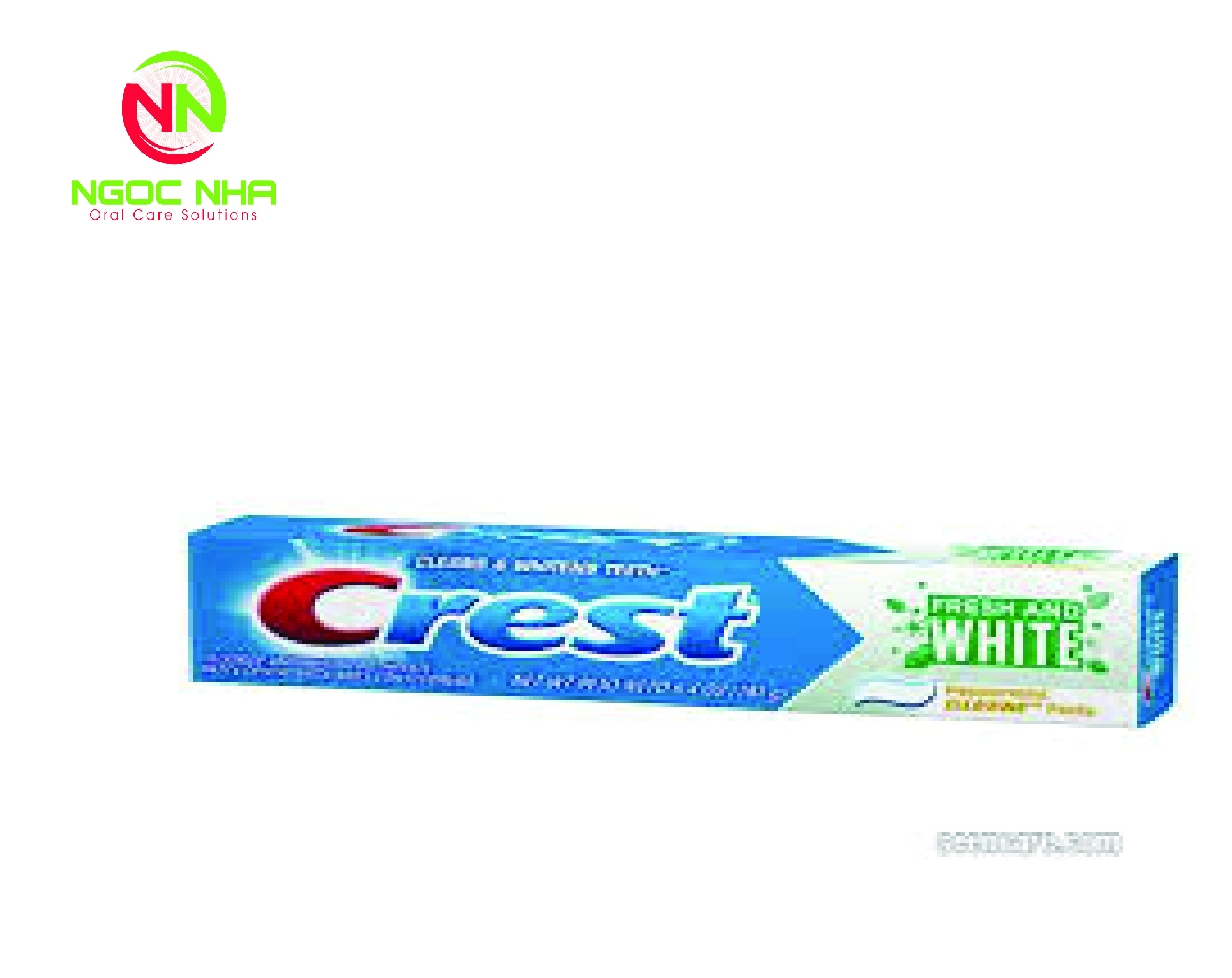 Kem đánh răng Crest trắng răng, trị hơi thở có mùi