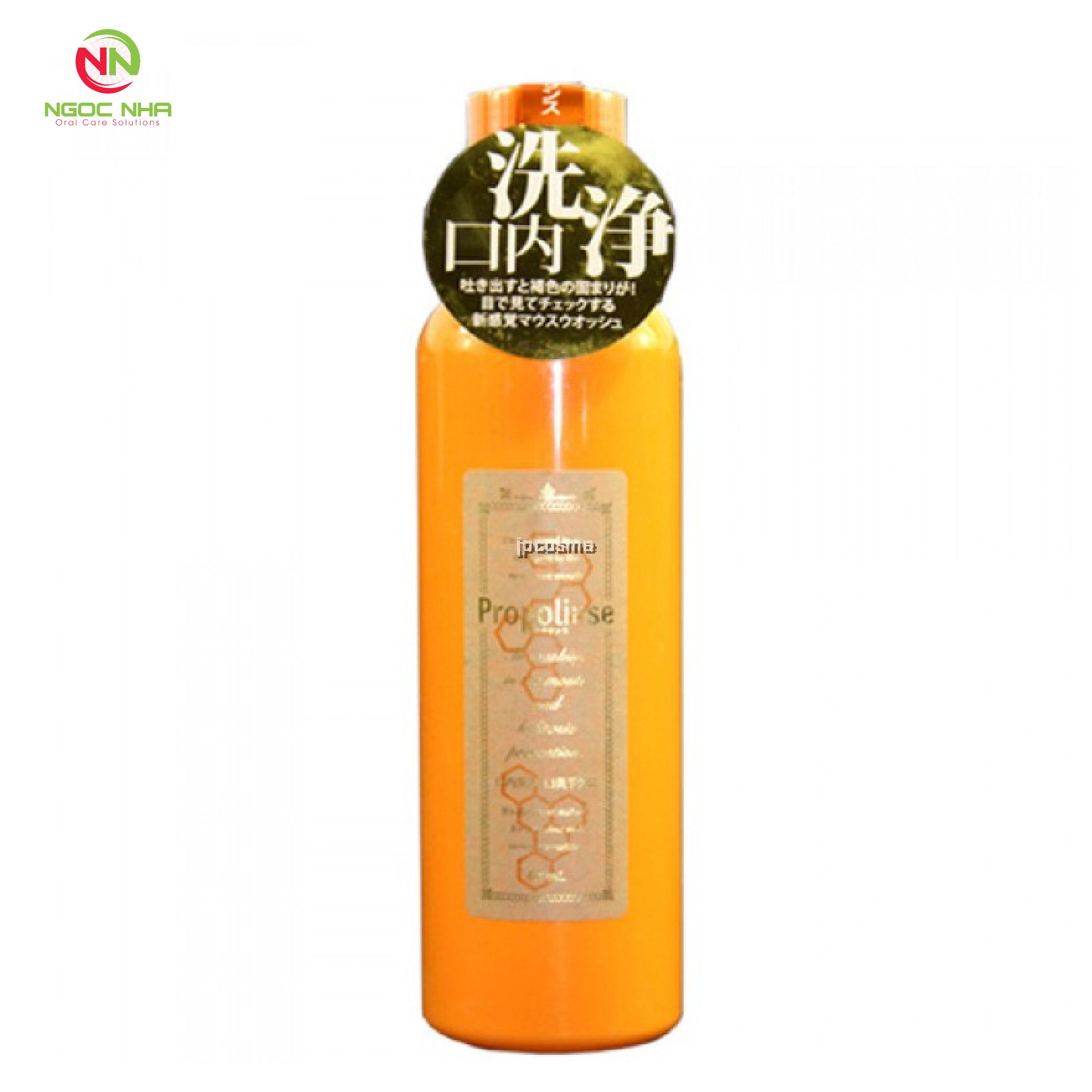 Nước súc miệng Propolinse chiết xuất sáp ong  600ml