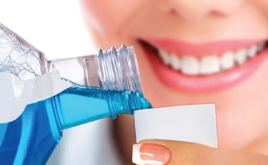 Sử dụng nước súc miệng đúng cách nhất