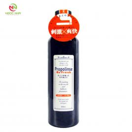 Nước súc miệng Propolinse dành cho người hút thuốc lá 600ml, loại bỏ hơi thở có mùi thuốc lá