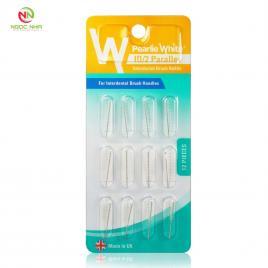 Đầu bàn chải kẽ răng, thích hợp cho người chỉnh nha
