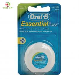 Chỉ nha khoa Oral - B 50m, giúp loại bỏ mảng bám ngừa sâu răng